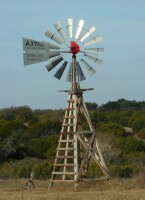 10 Foot Axtell Windmill